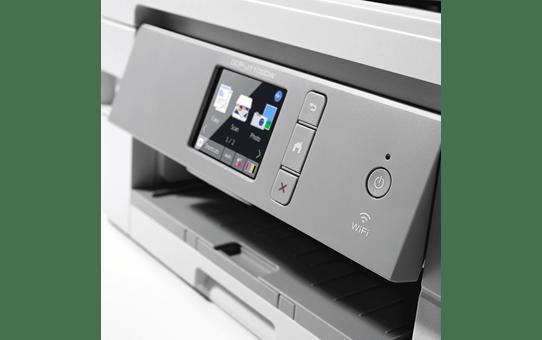 DCP-J1100DW pack All in Box avec imprimante jet d'encre couleur 3-en-1 et 4 cartouches 5