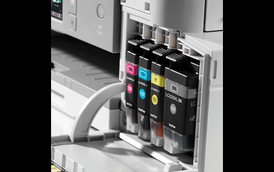 DCP-J1100DW - Pack All In Box Imprimante multifonction jet d'encre 3-en-1 WiFi 6