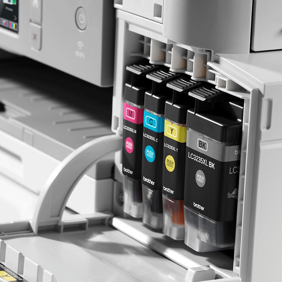 Draadloze inkjetprinter DCP-J1100DW All-In-Box bundel 8