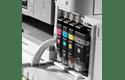 DCP-J1100DW pack All in Box avec imprimante jet d'encre couleur 3-en-1 et 4 cartouches 6