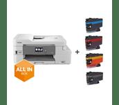 DCP-J1100DW all-in-one inkjet printer