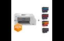 DCPJ1100DW trådløs multifunksjon farge blekkskriver -  All in Box 7