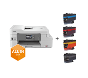 DCP-J1100DW imprimante jet d'encre multifonction