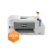 Impresora multifunción tinta DCP-J1100DW Brother