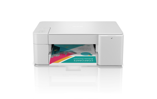 Compact 3-in-1 mobile managed colour inkjet printer DCP-J1200W 5