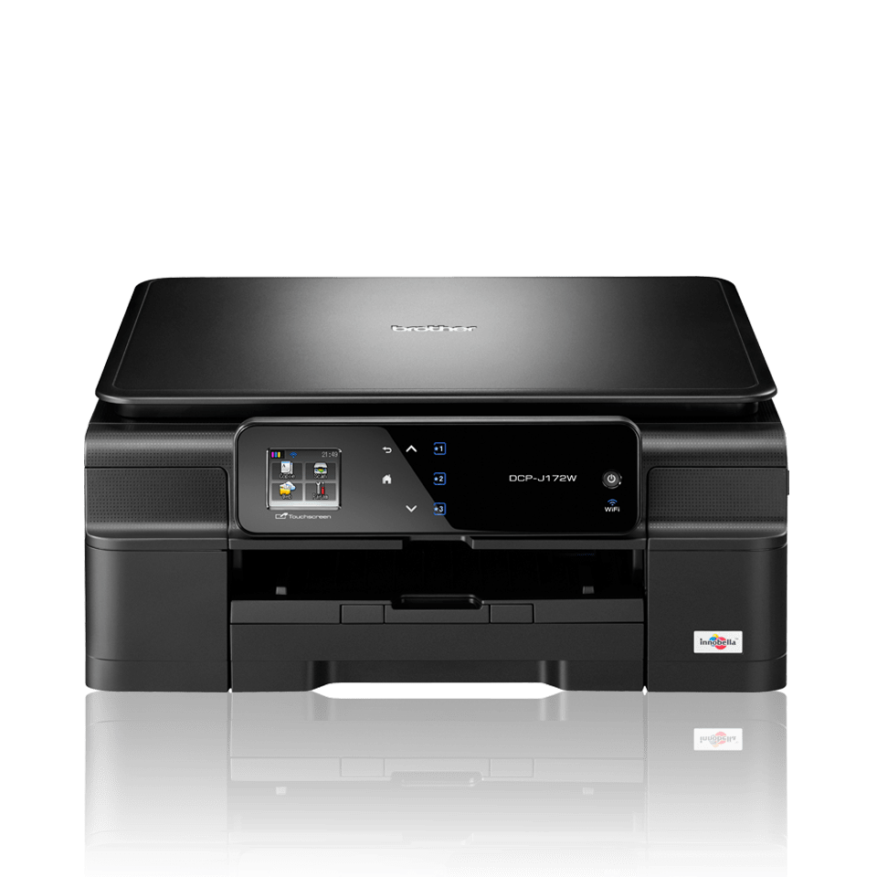 DCP-J172W all-in-one inkjetprinter