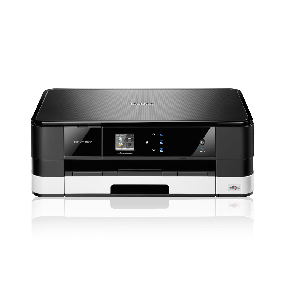 DCP-J4110DW all-in-one inkjetprinter