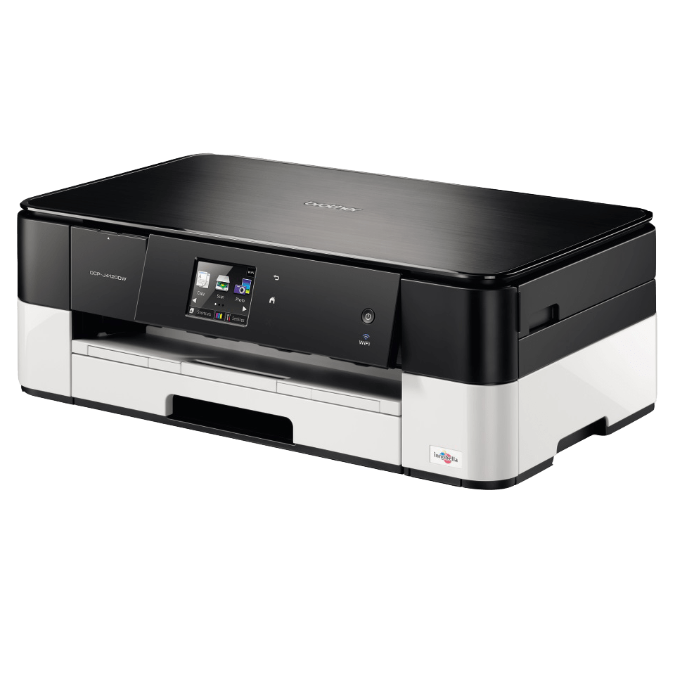 DCP-J4120DW all-in-one inkjetprinter