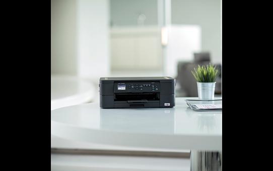DCP-J572DW Wireless 3-in-1 Inkjet Printer  4