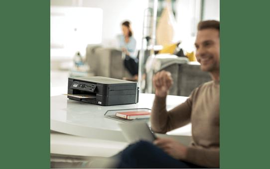 DCP-J572DW Wireless 3-in-1 Inkjet Printer  5