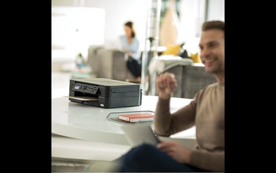 DCP-J572DW - Wireless 3-in-1 Colour Inkjet Printer 5