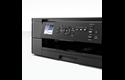 DCP-J572DW petite imprimante jet d'encre couleur 3-en-1 avec wifi 6