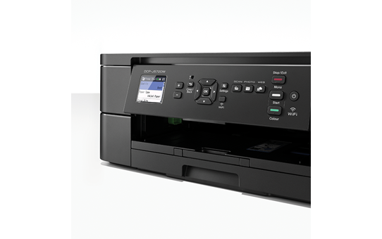 DCP-J572DW A4 all-in-one inkjetprinter 6