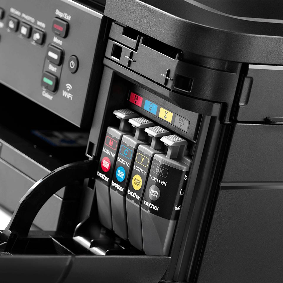 DCP-J572DW Draadloze kleureninkjetprinter 7