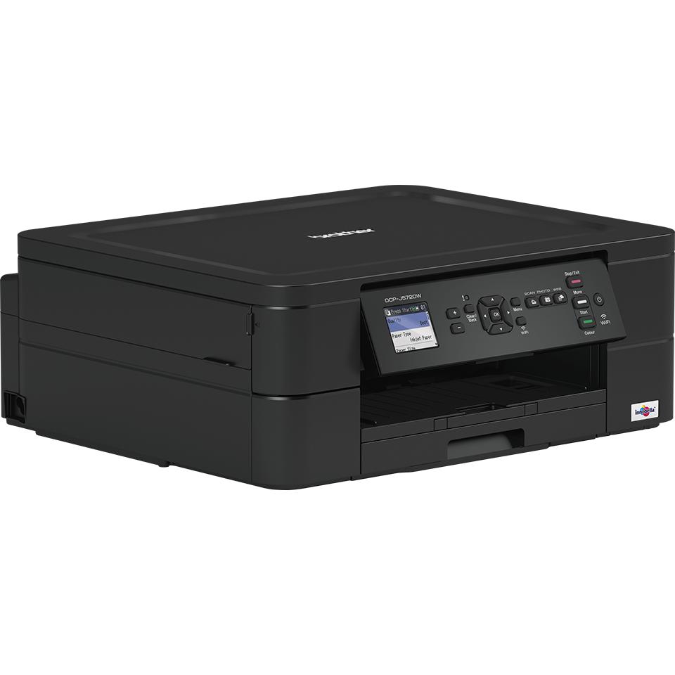 DCP-J572DW Draadloze kleureninkjetprinter 2