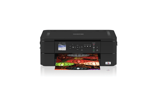 DCP-J572DW A4 all-in-one inkjetprinter