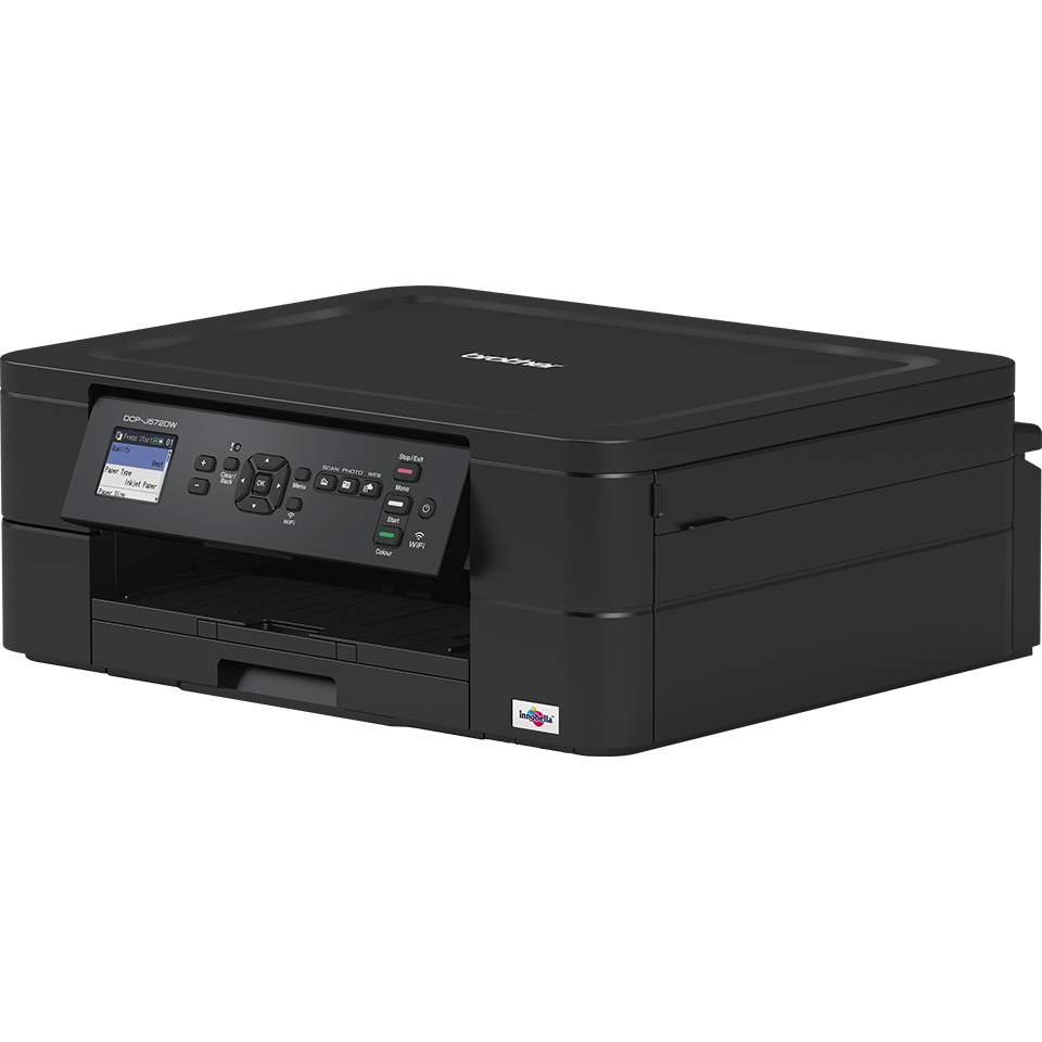 Wireless 3-in-1 Colour Inkjet Printer DCP-J572DW 3