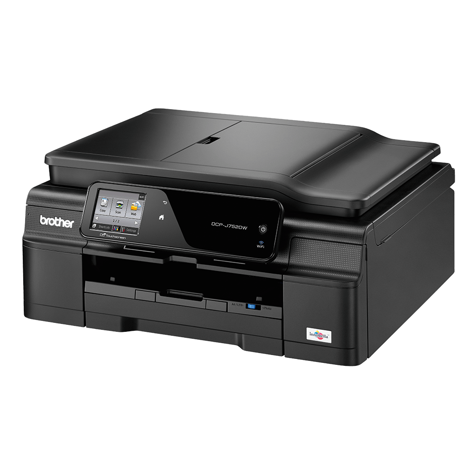 DCP-J752DW all-in-one inkjetprinter