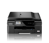 DCP-J752DW all-in-one inkjet printer