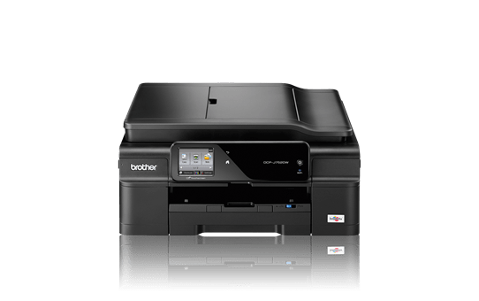 DCP-J752DW all-in-one inkjetprinter 2