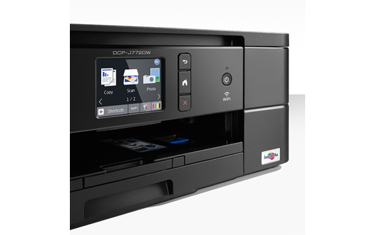 DCP-J772DW A4 all-in-one inkjetprinter 4