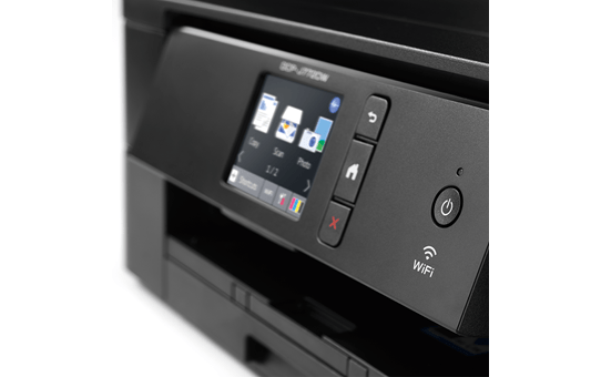 DCP-J772DW A4 all-in-one inkjetprinter 5