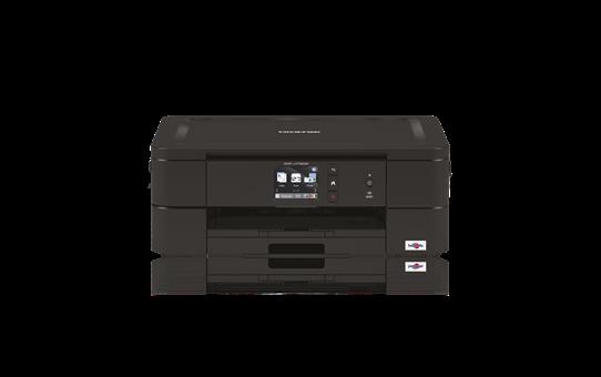 DCP-J772DW petite imprimante jet d'encre couleur 3-en-1 avec wifi