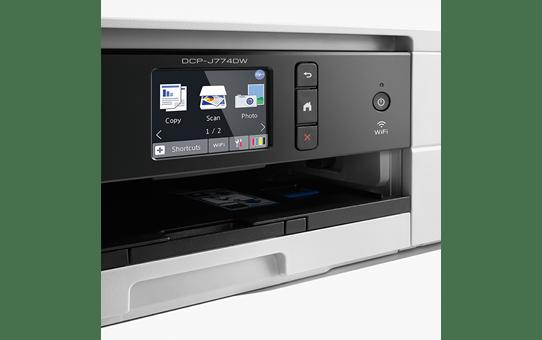 DCP-J774DW - imprimante multifonction jet d'encre 3-en-1 WiFi 3