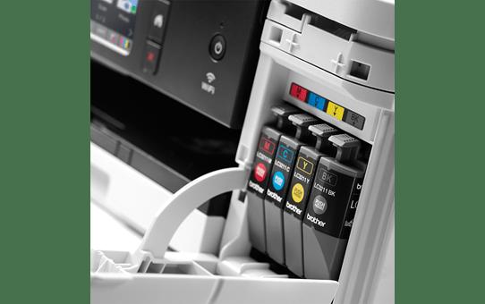 DCP-J774DW petite imprimante jet d'encre couleur 3-en-1 avec wifi 4