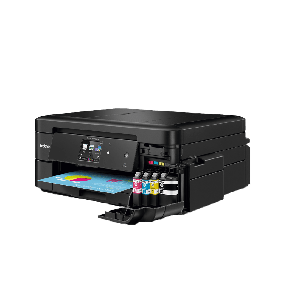 DCP-J785DW all-in-one inkjetprinter 4