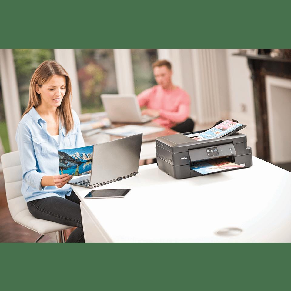 DCP-J785DW Wireless Compact Inkjet Printer 5