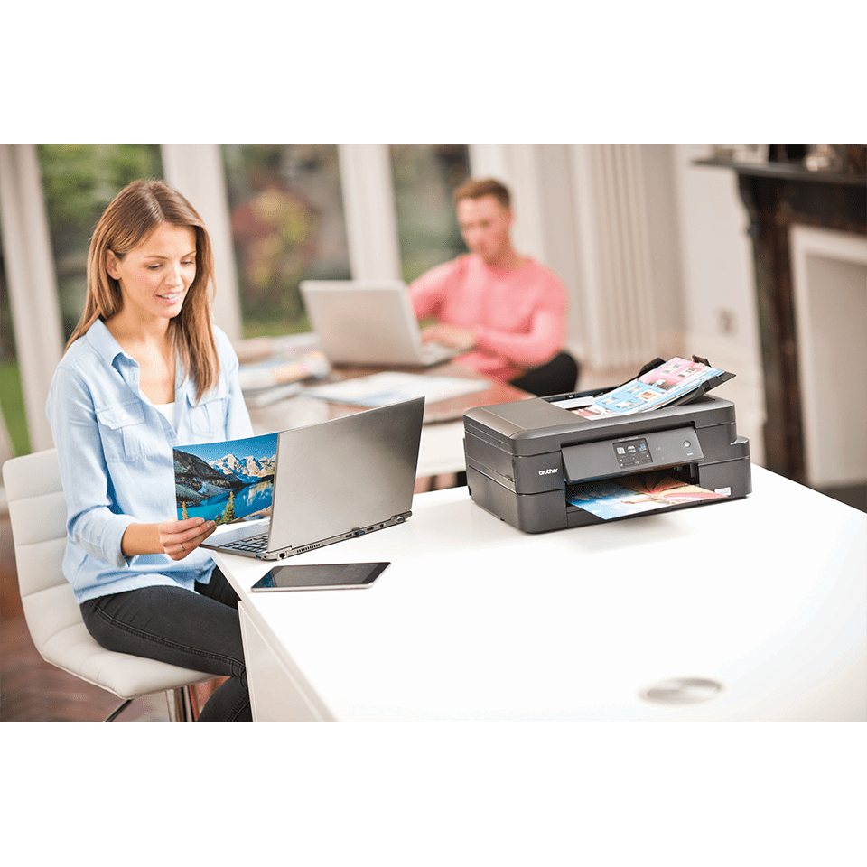 DCP-J785DW all-in-one inkjetprinter 5