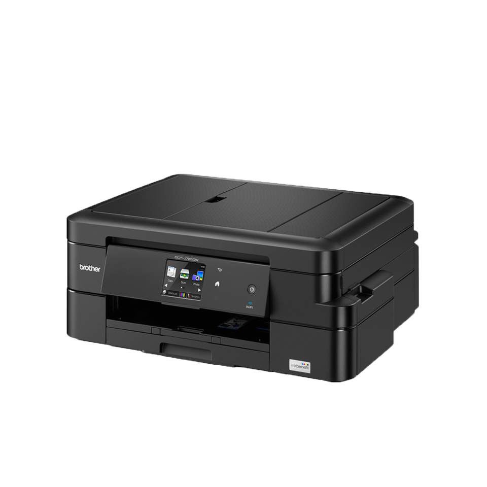 DCP-J785DW all-in-one inkjetprinter 2