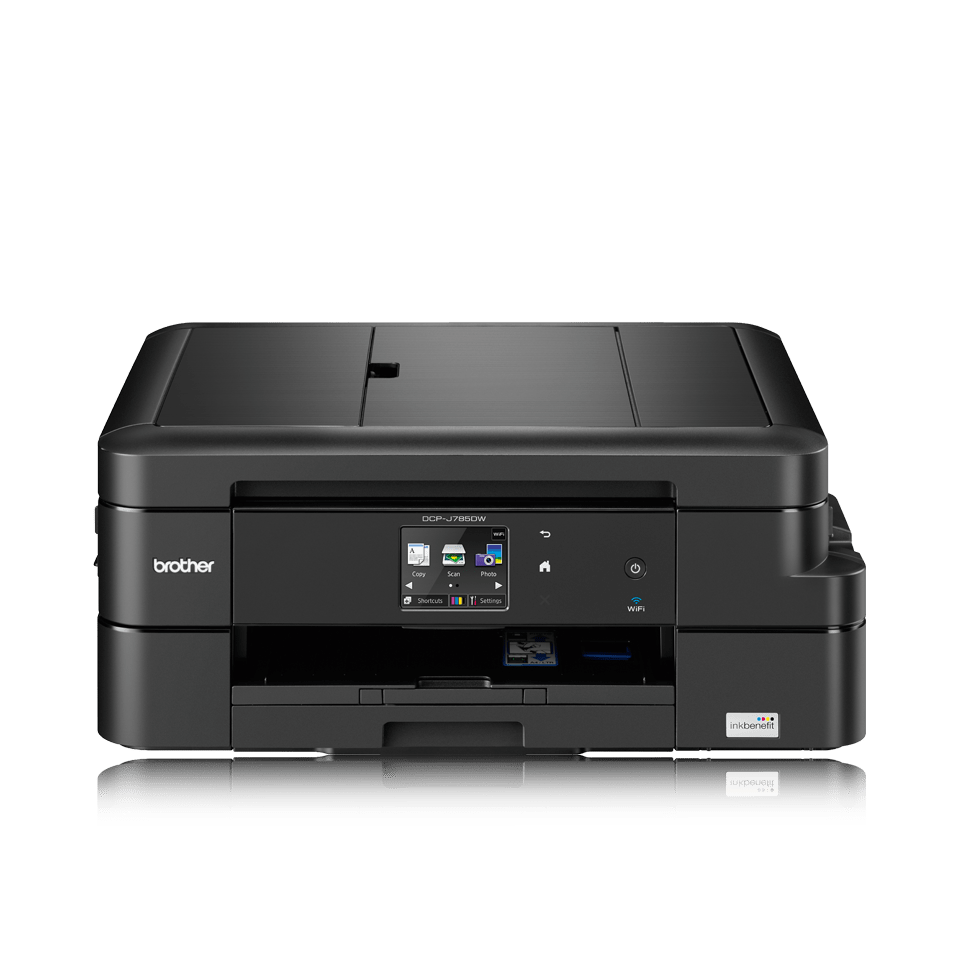 DCP-J785DW all-in-one inkjetprinter