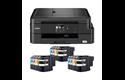 DCP-J785DWXL Inkjet Value Bundle 6