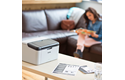 Wireless Mono Laser Printer - HL-1210WVB All in Box Bundle 3