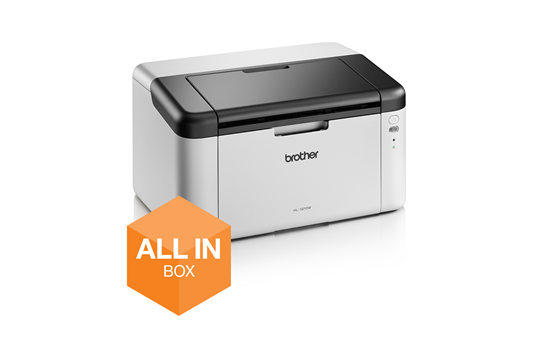 Wireless Mono Laser Printer - HL-1210WVB All in Box Bundle 2