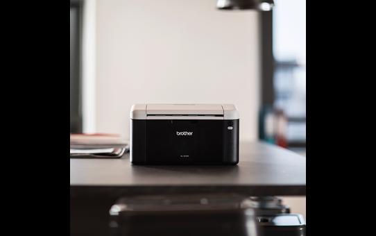 HL-1212W All in Box zwart-wit wifi laserprinter + 5 toners 4