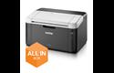 HL-1212W All in Box zwart-wit wifi laserprinter + 5 toners