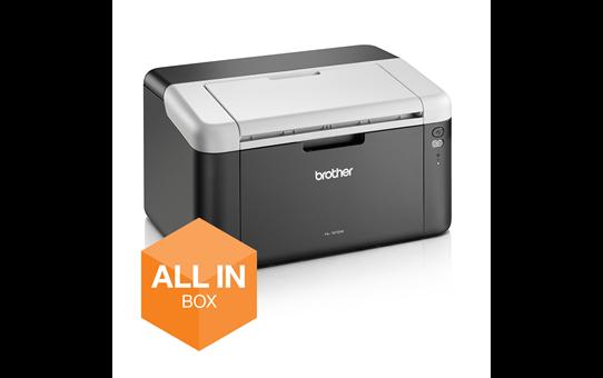 HL-1212W All in Box zwart-wit wifi laserprinter + 5 toners 2