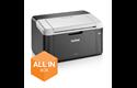 HL-1212W All in Box imprimante laser wifi noir et blanc + 5 toners 2