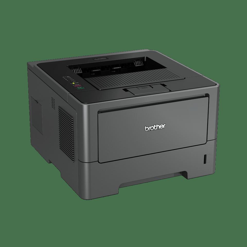HL-5440D High Speed Mono Laser Printer + Duplex 3