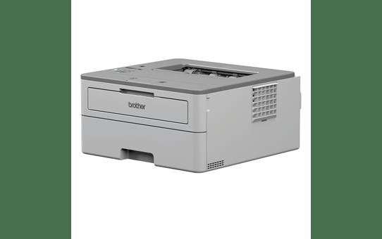 HL-B2080DW kompaktní drátová a bezdrátová mono laserová tiskárna tonerbenefit 2