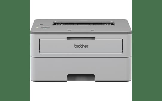 HL-B2080DW kompaktní drátová a bezdrátová mono laserová tiskárna tonerbenefit