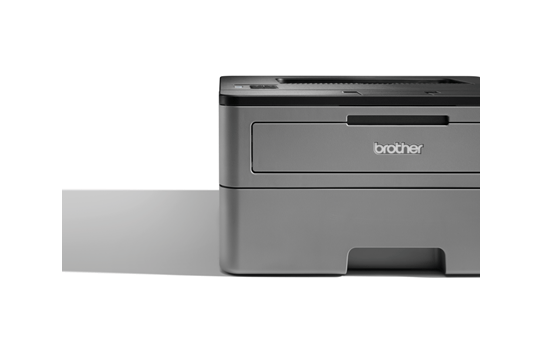 Brother HLL2350DW kompakt trådløs sort-hvitt laserskriver 4