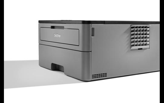 Brother HLL2350DW kompakt trådløs sort-hvitt laserskriver 6