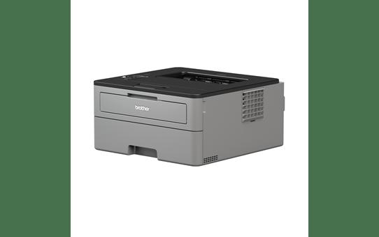 Brother HLL2350DW kompakt trådløs sort-hvitt laserskriver 2
