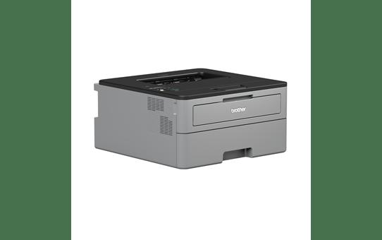 Brother HLL2350DW kompakt trådløs sort-hvitt laserskriver 3
