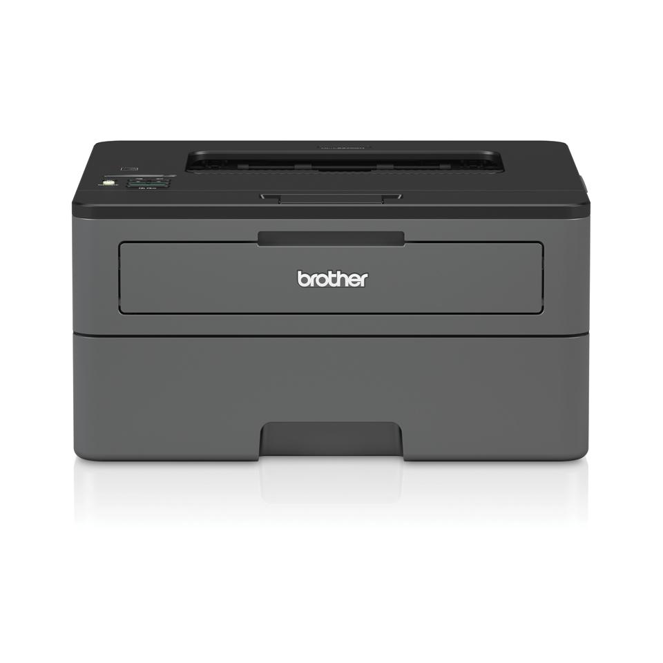 Brother HLL2370DN sort-hvitt laserskriver front
