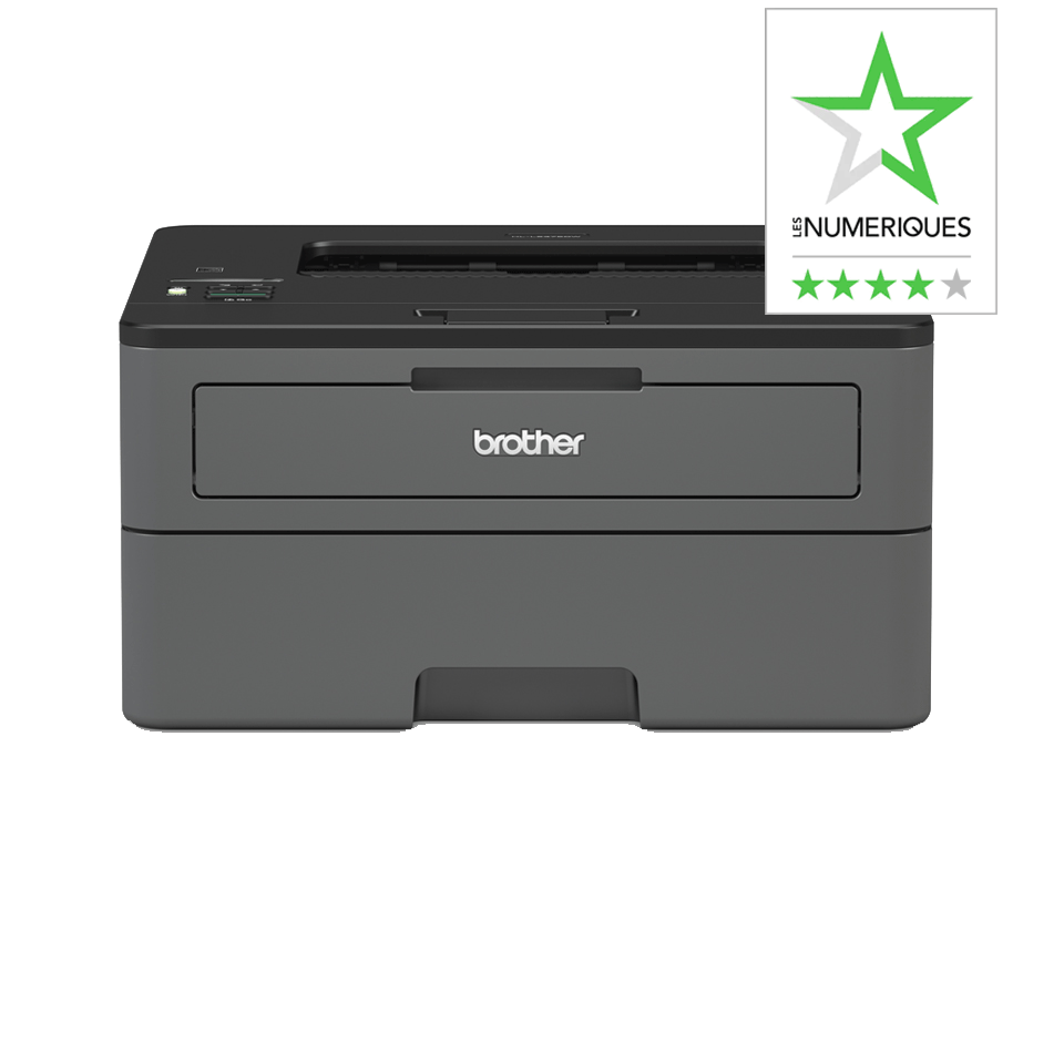 HL-L2375DW Imprimante laser Brother   Les numériques 4 étoiles